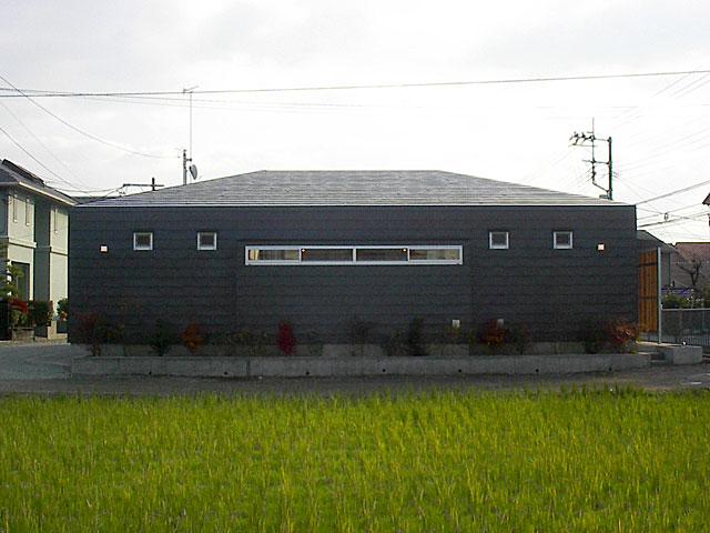 【事例 - 戸建て住宅】K邸
