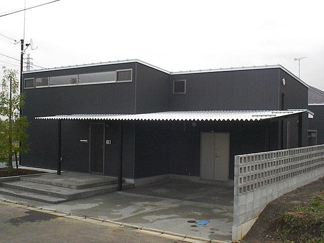 【事例 - 戸建て住宅】H邸