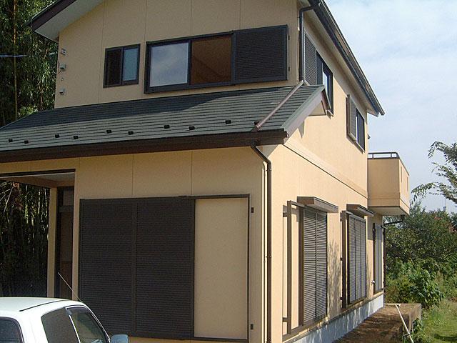 【事例 - 戸建て住宅】M邸