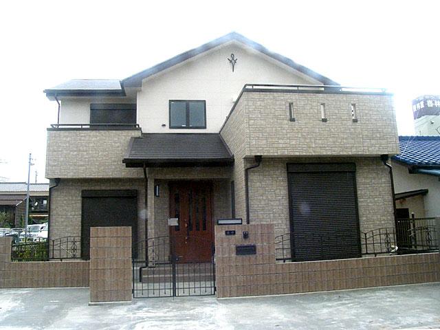 【事例 - 戸建て住宅】I邸