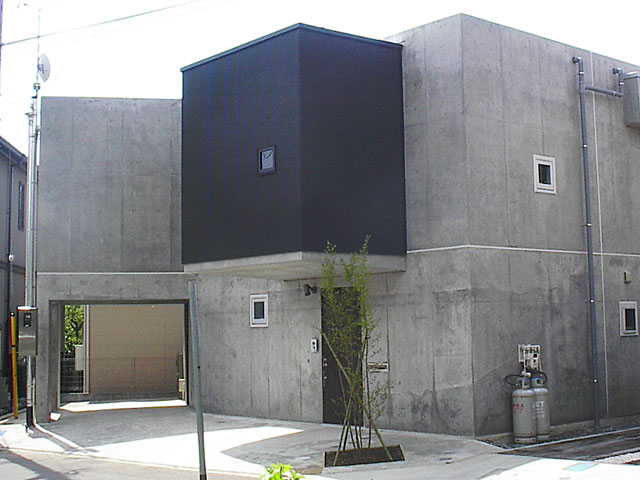 【事例 - 戸建て住宅】O邸