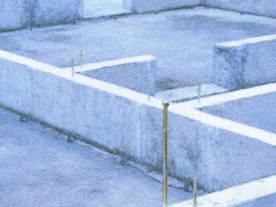 鉄筋コンクリート造布基礎